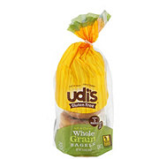 Udi's Gluten Free Whole Grain Bagel