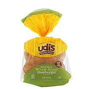 Udi's Gluten Free Whole Grain Hamburger Buns