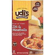 Udi's Gluten Free Ziti & Meatballs