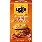 Udi's Soft-Baked Salted Caramel Cashew Cookies