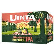 Uinta Grapefruit Hop Nosh IPA 12 oz Cans