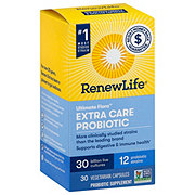 Ultimate Flora Daily Care Probiotic, Vegetable Capsules