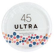 Ultra Paper Plates, 10 inch