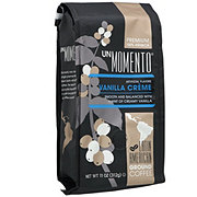 Un Momento Vanilla Creme Ground Coffee
