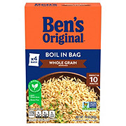 Uncle Ben's Boil-in-Bag Whole Grain Brown Rice, 14 oz