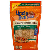 Uncle Ben's Flavor Infusions Chicken & Herb Rice