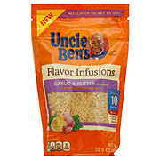 Uncle Ben's Flavor Infusions Garlic & Butter Rice