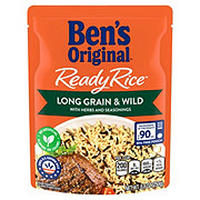 Uncle Ben's Long Grain and Wild Ready Rice