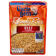Uncle Ben's Ready Rice Beef Flavor