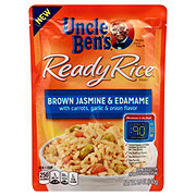 Uncle Ben's Ready Rice Brown Jasmine & Edamame Rice