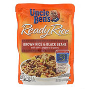 Uncle Ben's Ready Rice Brown Rice & Black Beans