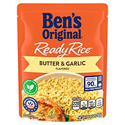 Uncle Ben's Ready Rice Butter & Garlic Rice