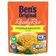 Uncle Ben's Ready Rice Cheddar Broccoli