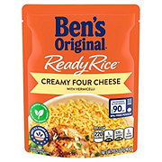 Uncle Ben's Ready Rice Creamy Four Cheese Rice