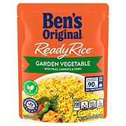 Uncle Ben's Ready Rice Garden Vegetable Rice