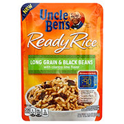 Uncle Ben's Ready Rice Long Grain and Black Beans