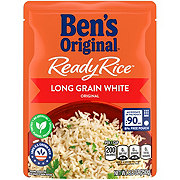 Uncle Ben's Ready Rice Original Long Grain Rice