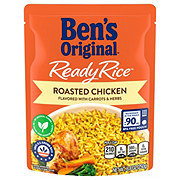 Uncle Ben's Ready Rice Roasted Chicken Rice