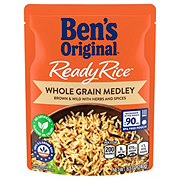 Uncle Ben's Ready Whole Grain Medley Brown And Wild