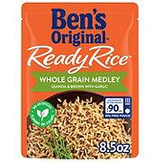Uncle Ben's Ready Whole Grain Medley Quinoa & Brown Rice Garlic