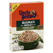 Uncle Ben's Savory Herb Basmati Rice Medley