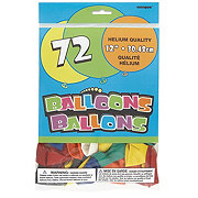 Unique Assorted Balloons