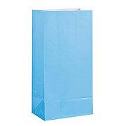 Unique Baby Blue Paper Party Bags