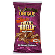 Unique Bacon Cheddar Pretzels Shells