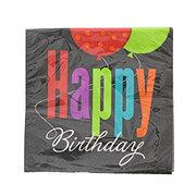 Unique Birthday Cheer Beverage Napkins