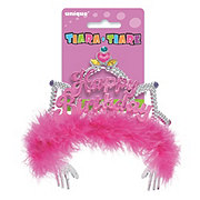Unique Birthday Tiara, Hot Pink