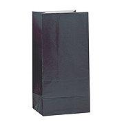 Unique Black Paper Party Bags