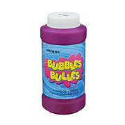 Unique Bubbles Assorted Colors