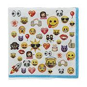 Unique Emoji Lunch Napkin