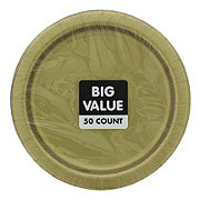 Unique Gold Plate Value Pack, 7 inch