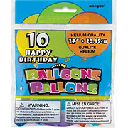 Unique Happy Birthday Balloons