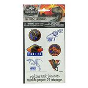 Unique Jurassic World Tattoo Sheet