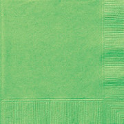 Unique Lime Green Lunch Napkins