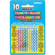 Unique Magic Candles