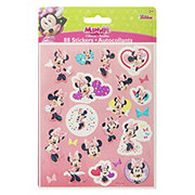 Unique Minnie Mouse Sticker Sheet