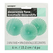 Unique Mint Decorative Mini Fans