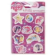 Unique My Little Pony Sticker Sheet