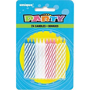 Unique Party Birthday Candles