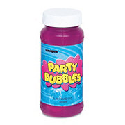 Unique Party Bubbles Bottle