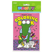Unique Party Fun Coloring Books