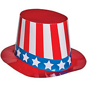 Unique Patriotic Top Hat