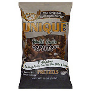 Unique Pretzels, Splits, Multi-Grain