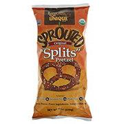 Unique Pretzels Sprouted Whole Grain Splits