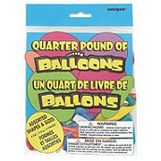 Unique Quarter Pound Balloons