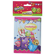 Unique Shopkins Invite