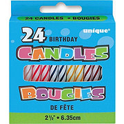 Unique Spiral Birthday Candles